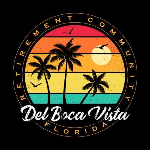 Design for Del Boca Vista - Vintage Tv Show