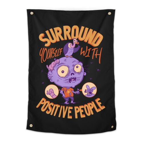 image for The Positive Zombie
