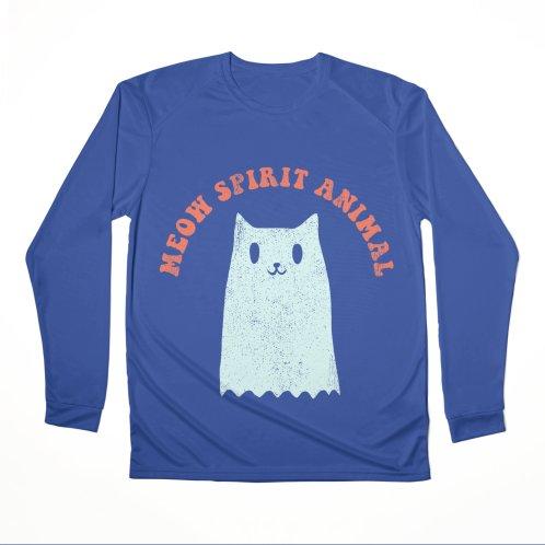 image for Meow Spirit Animal - Halloween Cat
