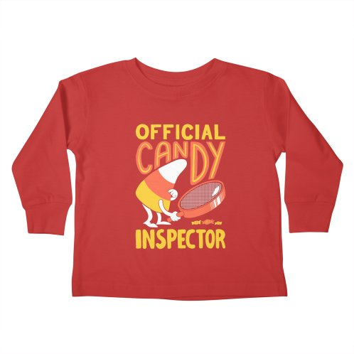 image for Official Candy Inspector - Halloween