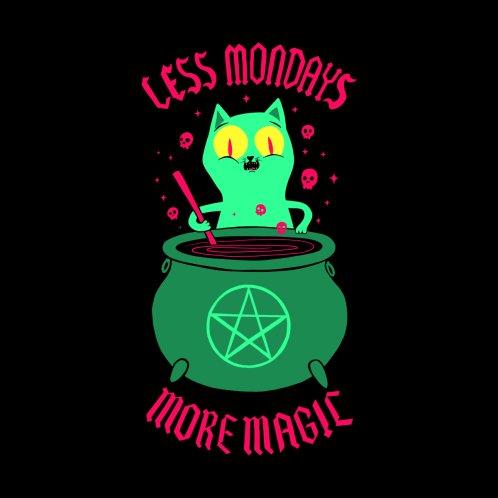 Design for Less Mondays More Magic