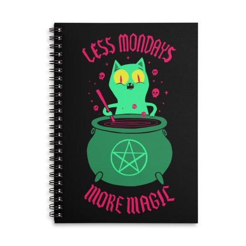image for Less Mondays More Magic