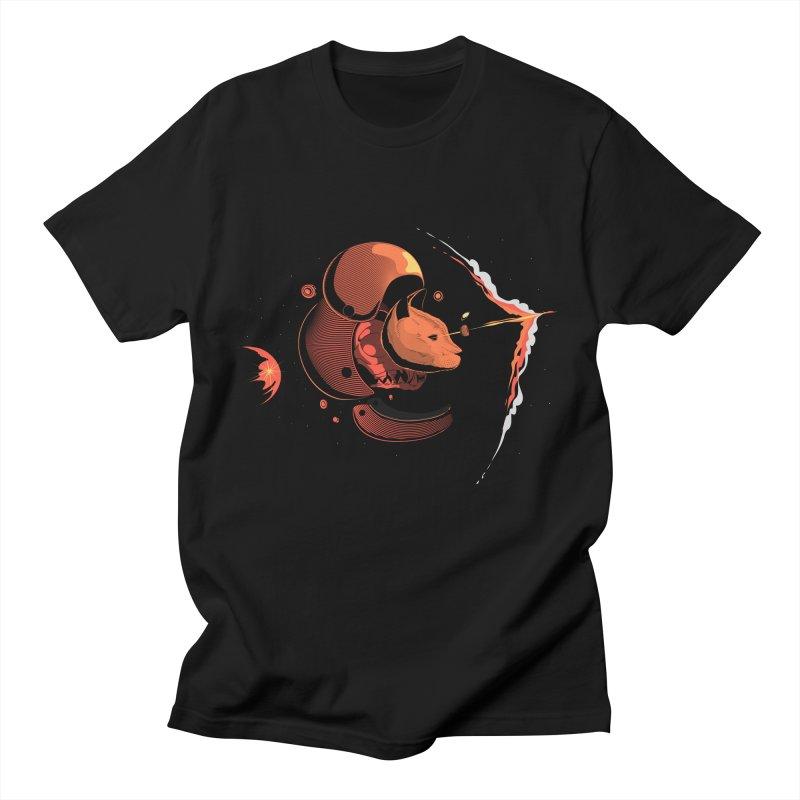 Nine Lives Men's T-Shirt by sachpica's Artist Shop