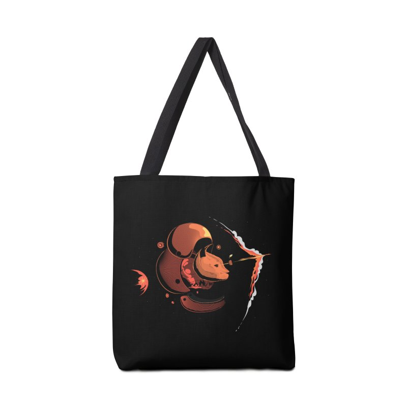 Nine Lives Accessories Bag by sachpica's Artist Shop