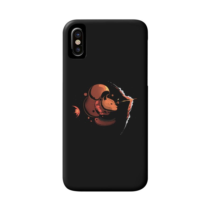 Nine Lives Accessories Phone Case by sachpica's Artist Shop
