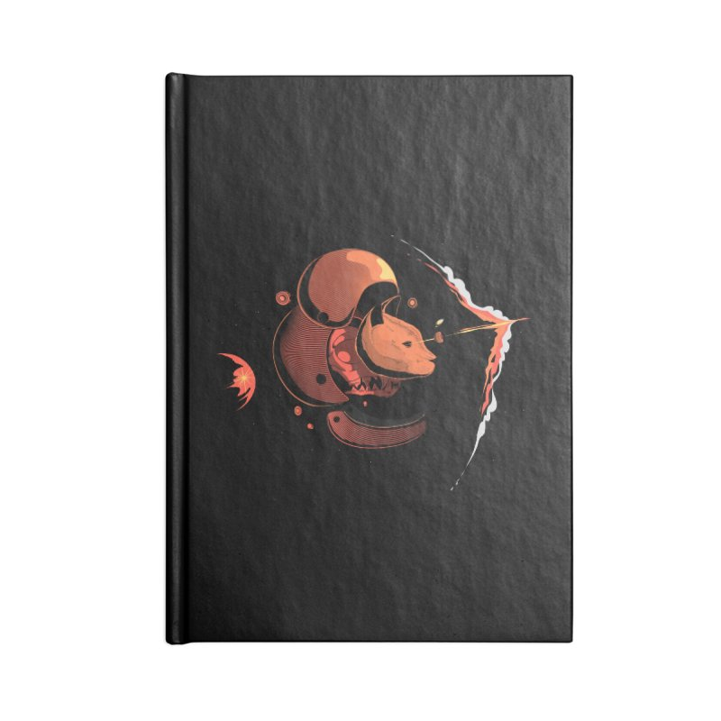 Nine Lives Accessories Notebook by sachpica's Artist Shop