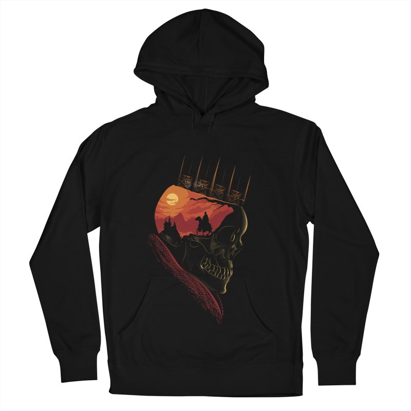 King Nothing Men's Pullover Hoody by sachpica's Artist Shop