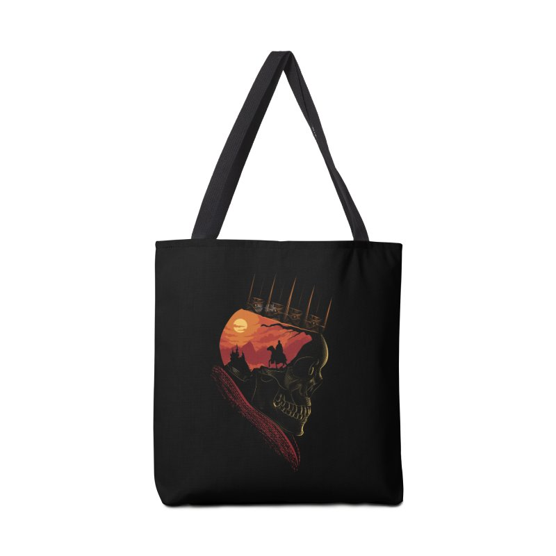 King Nothing Accessories Bag by sachpica's Artist Shop
