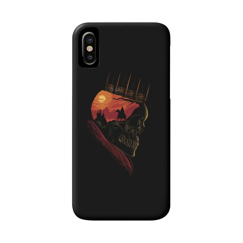 King Nothing Accessories Phone Case by sachpica's Artist Shop