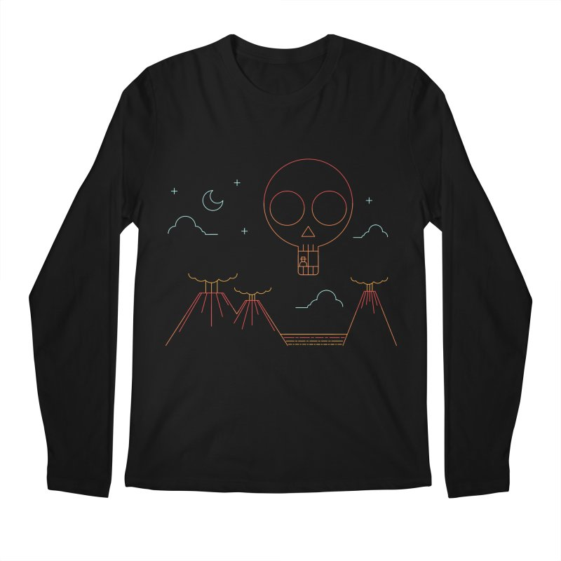 The Island Men's Longsleeve T-Shirt by sachpica's Artist Shop