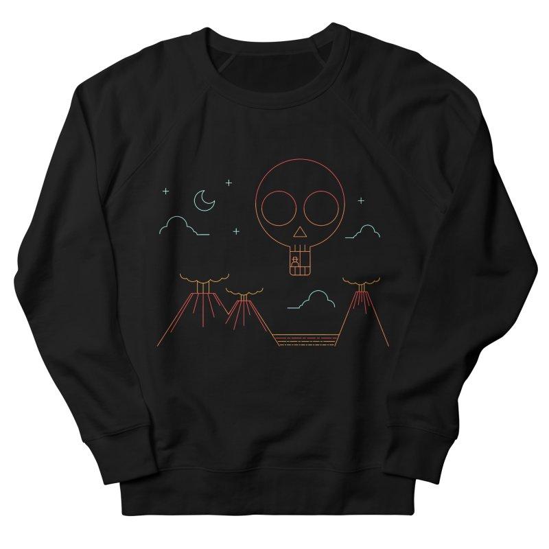The Island Men's Sweatshirt by sachpica's Artist Shop