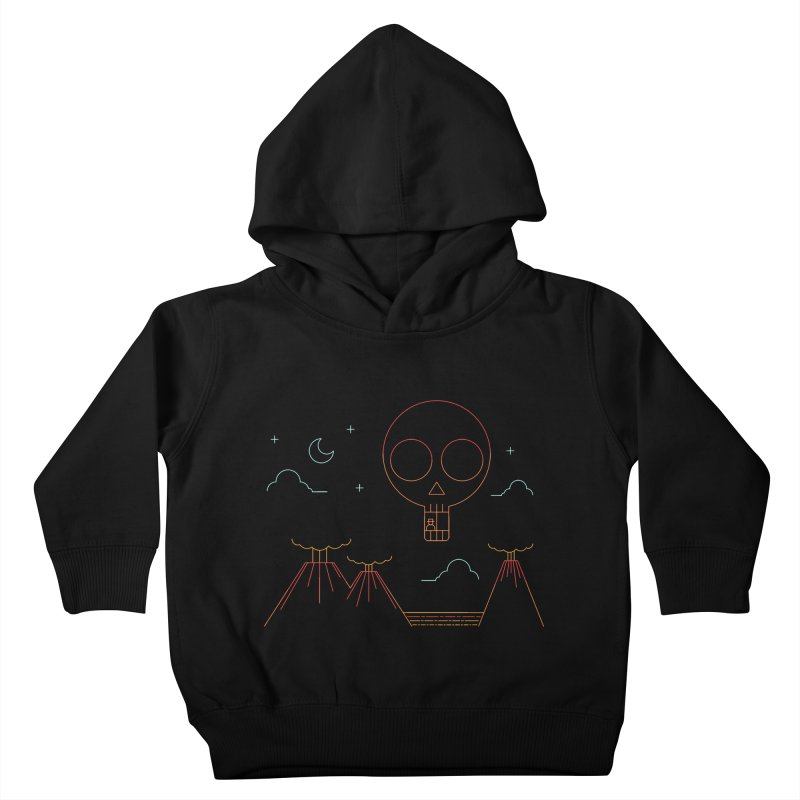 The Island Kids Toddler Pullover Hoody by sachpica's Artist Shop
