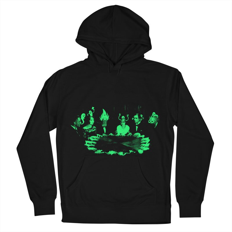 Night Vision Occult Men's Pullover Hoody by sachpica's Artist Shop