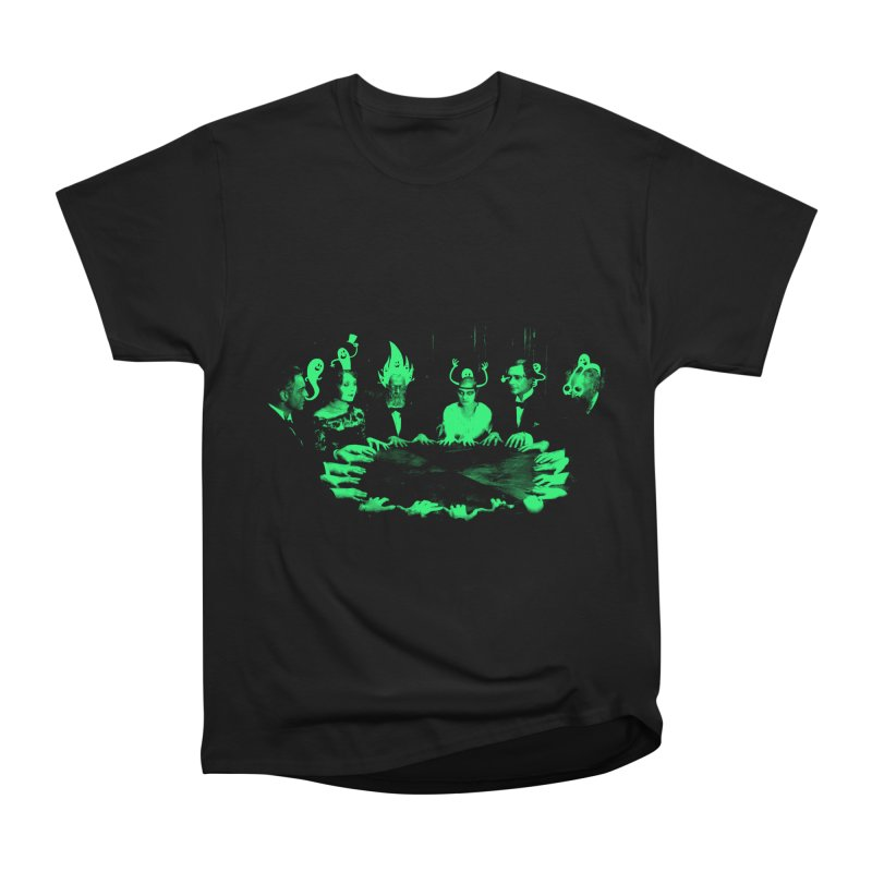 Night Vision Occult Men's Classic T-Shirt by sachpica's Artist Shop