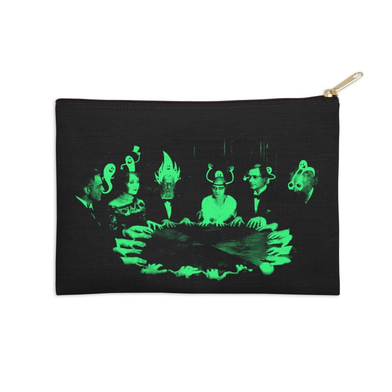 Night Vision Occult Accessories Zip Pouch by sachpica's Artist Shop