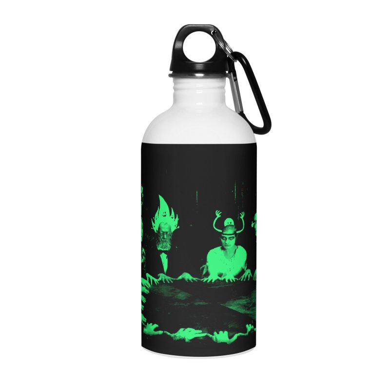 Night Vision Occult Accessories Water Bottle by sachpica's Artist Shop