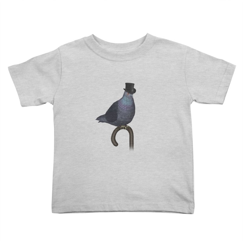 Bad Habits Kids Toddler T-Shirt by sachpica's Artist Shop