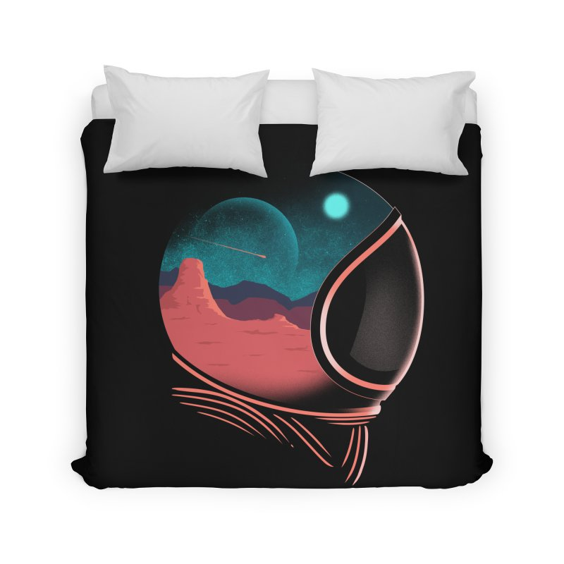 Space Adventure Home Duvet by sachpica's Artist Shop