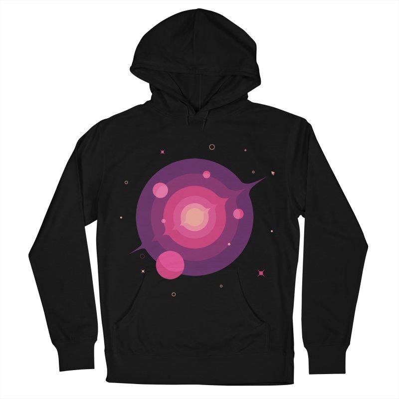 Interstellar Adventure Journey Men's Pullover Hoody by sachpica's Artist Shop
