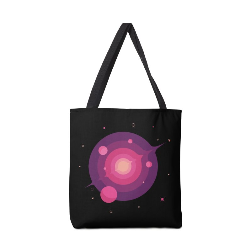 Interstellar Adventure Journey Accessories Bag by sachpica's Artist Shop