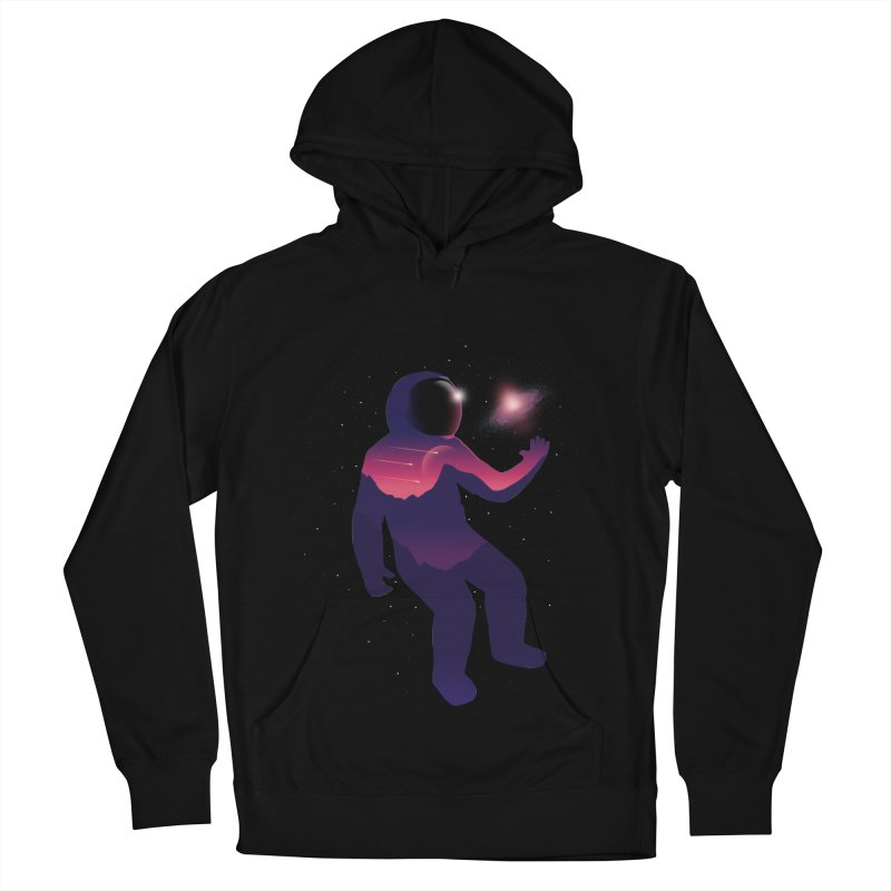 The Galaxy is not the limit Men's Pullover Hoody by sachpica's Artist Shop