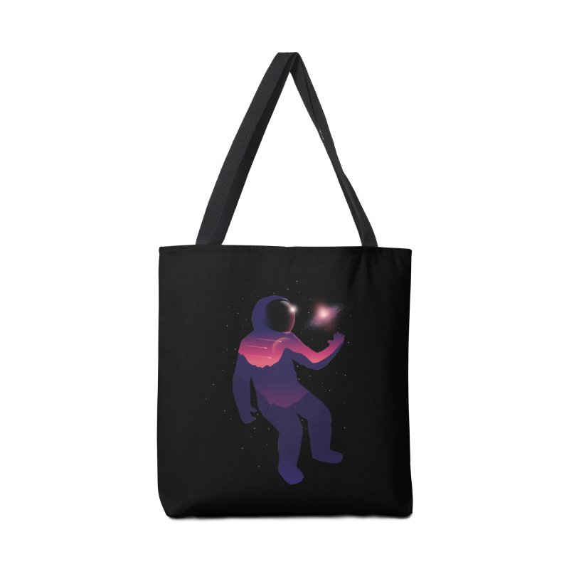 The Galaxy is not the limit Accessories Bag by sachpica's Artist Shop