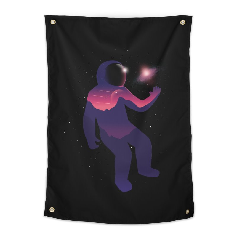 The Galaxy is not the limit Home Tapestry by sachpica's Artist Shop