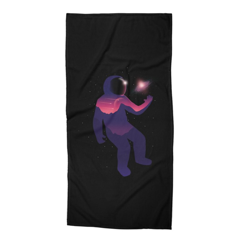 The Galaxy is not the limit Accessories Beach Towel by sachpica's Artist Shop