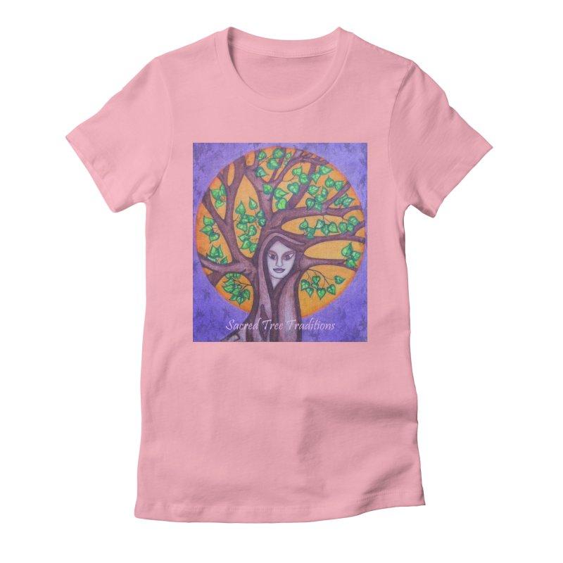 Women's Apparel Women's T-Shirt by sacredtreetraditions's Artist Shop