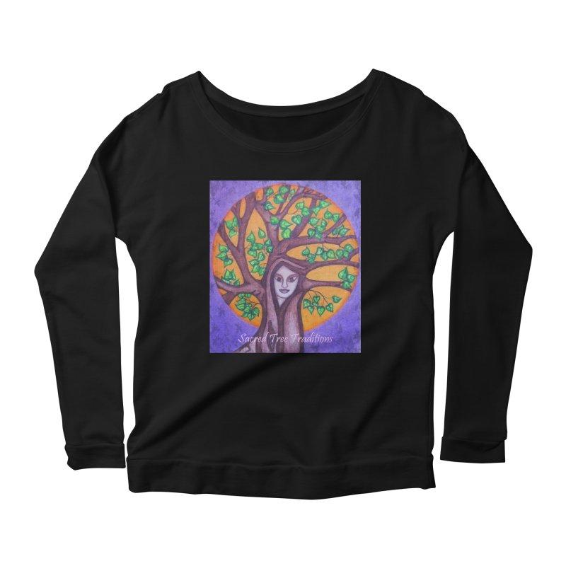 Women's Apparel Women's Longsleeve T-Shirt by sacredtreetraditions's Artist Shop
