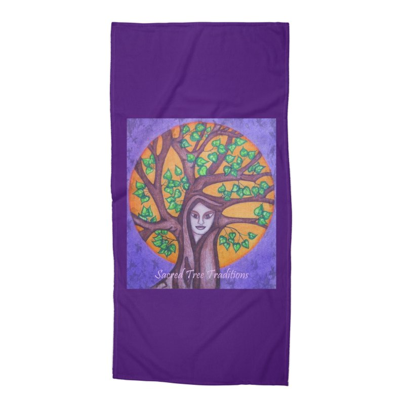 Sacred Tree Traditions Accessories Accessories Beach Towel by sacredtreetraditions's Artist Shop