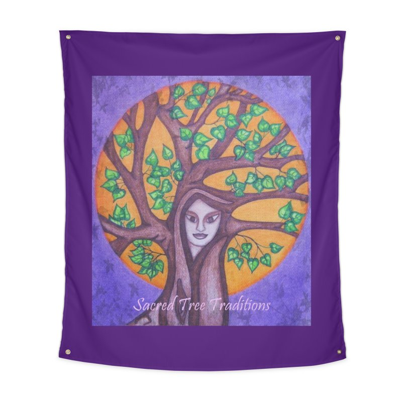 Sacred Tree Traditions Accessories Home Tapestry by sacredtreetraditions's Artist Shop