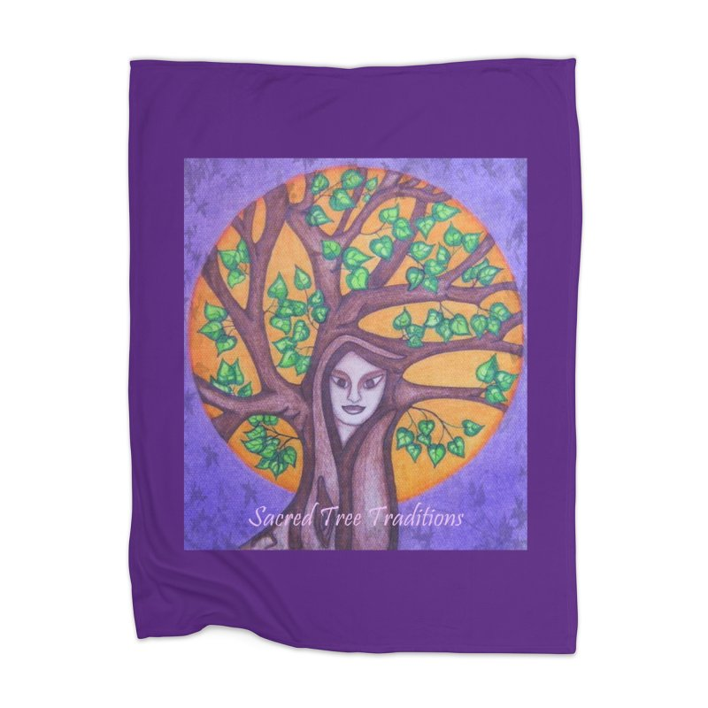 Sacred Tree Traditions Accessories Home Blanket by sacredtreetraditions's Artist Shop