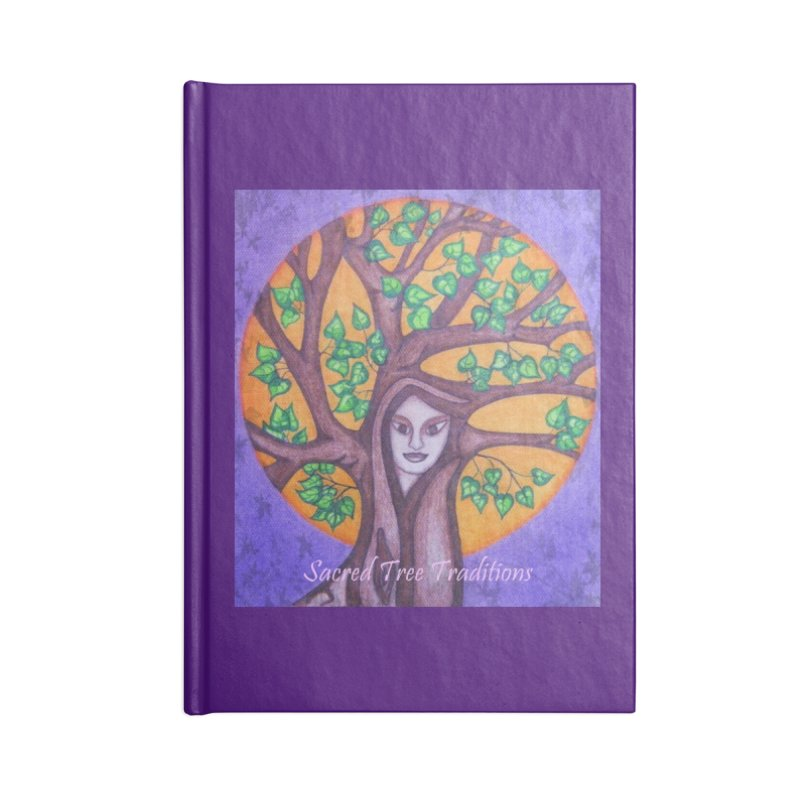 Sacred Tree Traditions Accessories Accessories Notebook by sacredtreetraditions's Artist Shop
