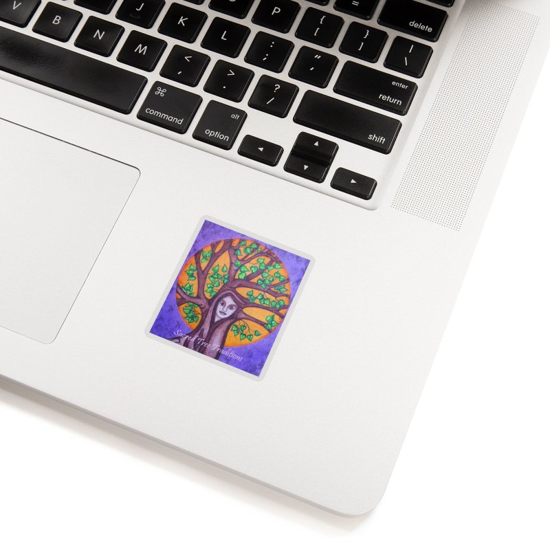 Sacred Tree Traditions Accessories Accessories Sticker by sacredtreetraditions's Artist Shop