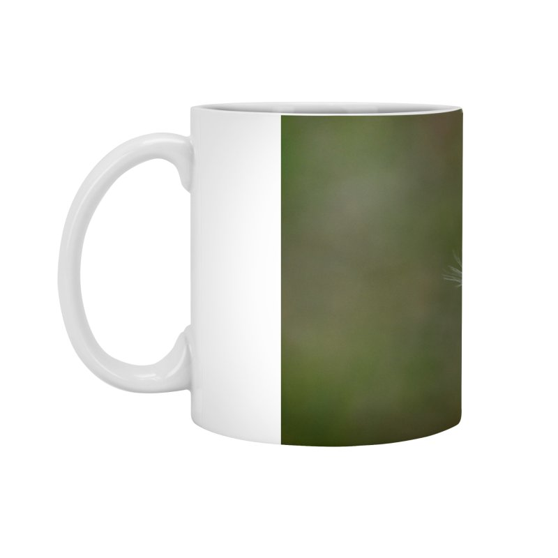 Dandy Lion Seedball Accessories Mug by sacredtreetraditions's Artist Shop