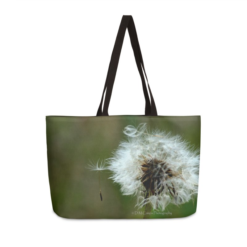 Dandy Lion Seedball Accessories Bag by sacredtreetraditions's Artist Shop