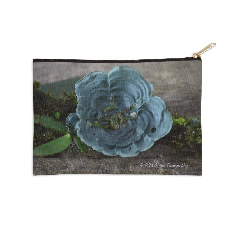 Lichen Accessories Zip Pouch by sacredtreetraditions's Artist Shop