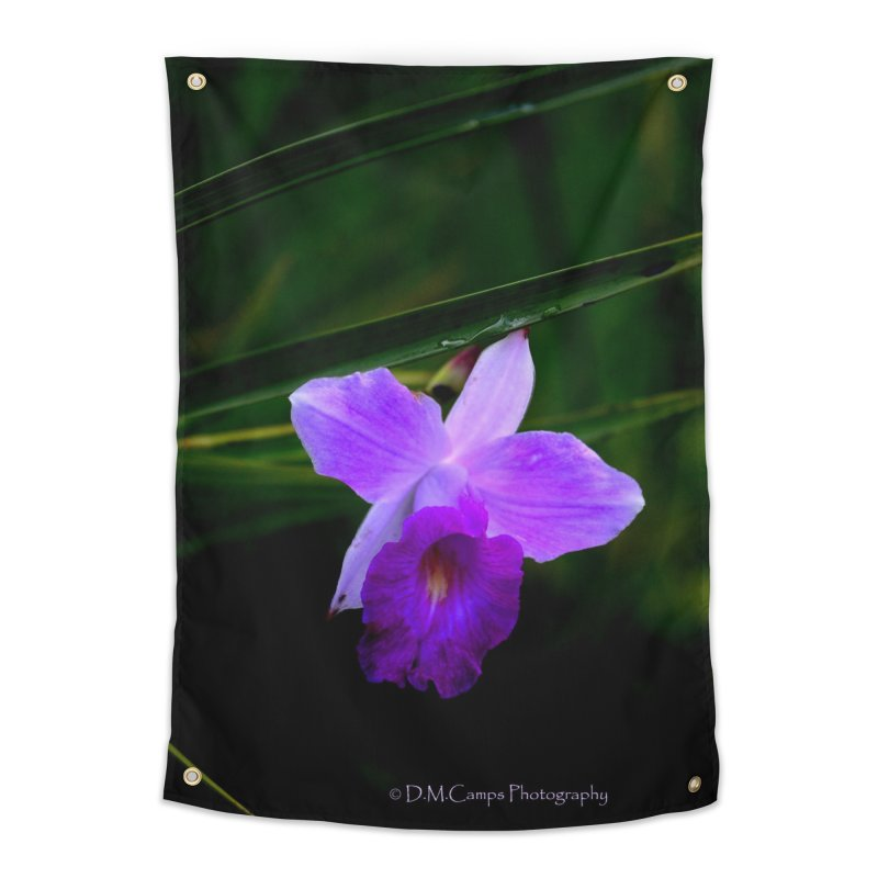 Orchid Home Tapestry by sacredtreetraditions's Artist Shop