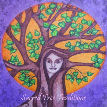 sacredtreetraditions's Artist Shop Logo