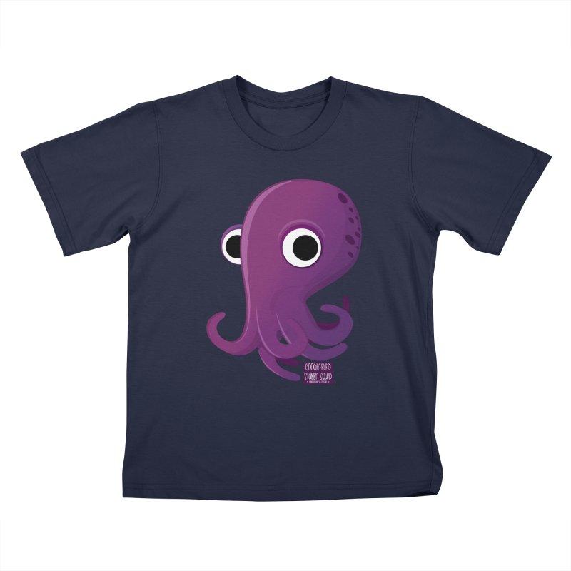 Googly eyed stubby squid   by sadhustudio's Artist Shop