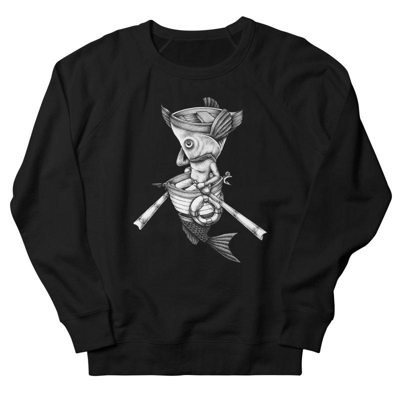 fishbrella Women's Sweatshirt by Sadi Tekin's Shop