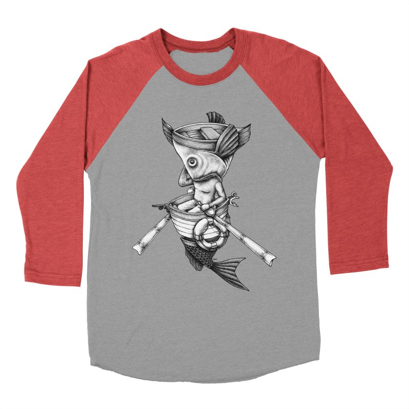 fishbrella Men's Longsleeve T-Shirt by Sadi Tekin's Shop
