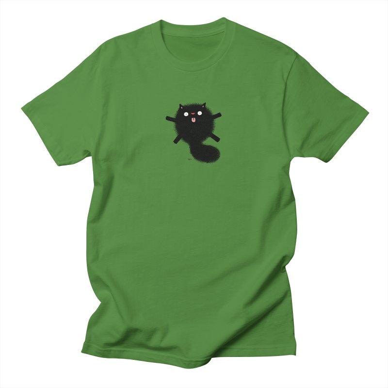 Little Black  Men's T-Shirt by Sadi Tekin's Shop