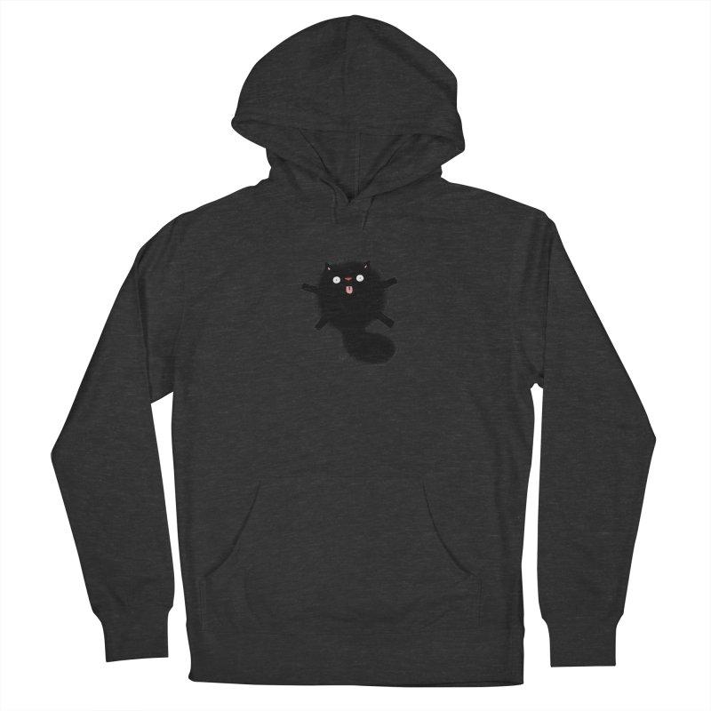 Little Black  Men's Pullover Hoody by Sadi Tekin's Shop