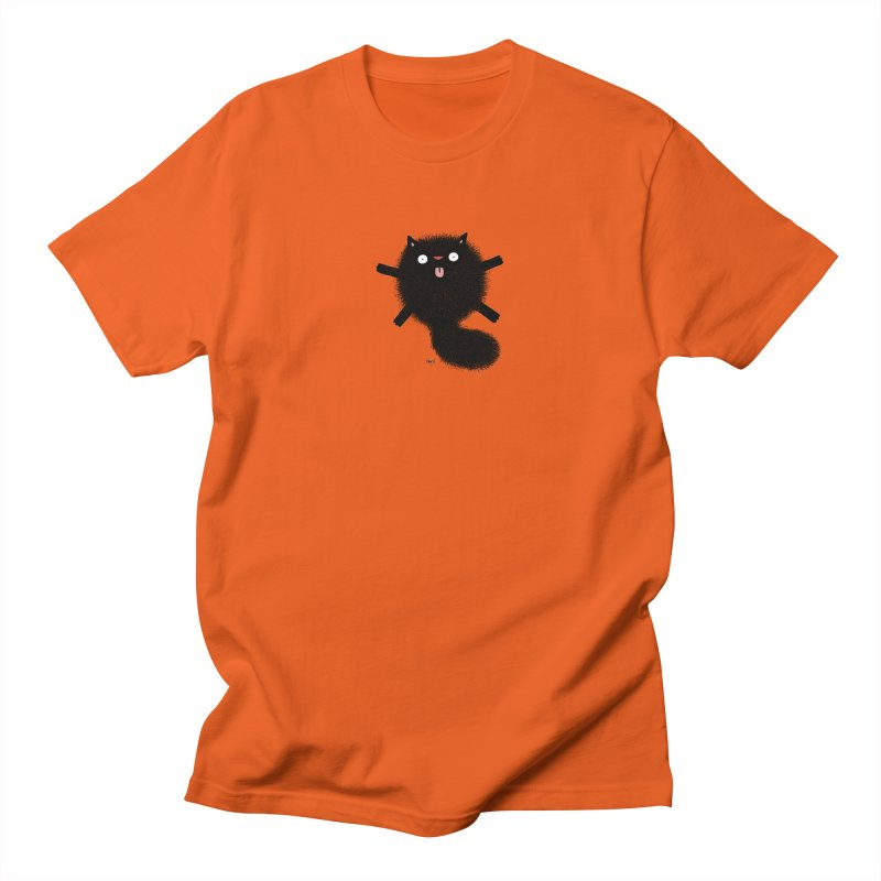 Little Black  Men's Regular T-Shirt by Sadi Tekin's Shop
