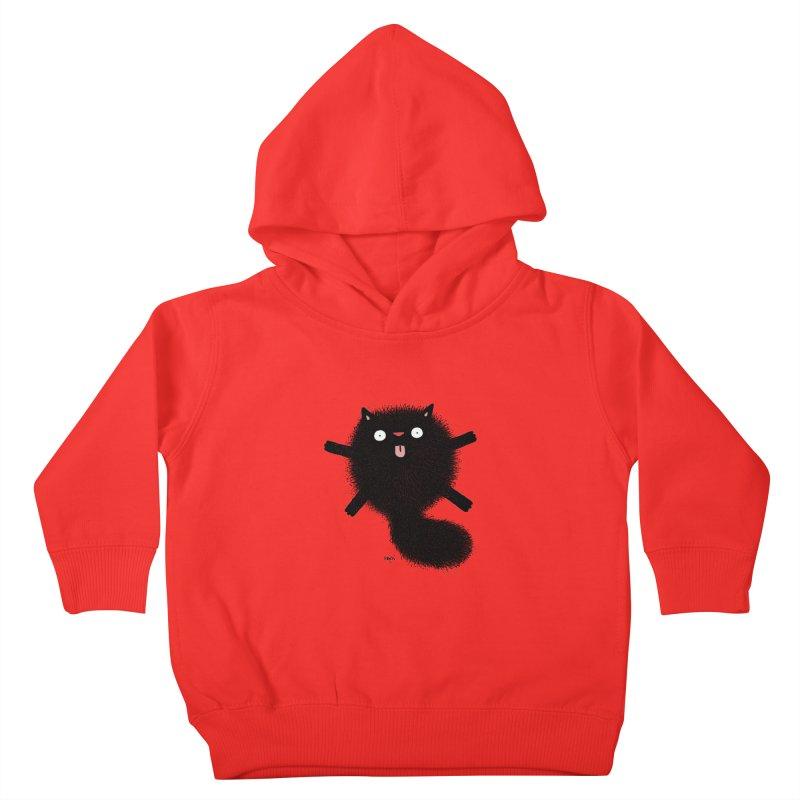 Little Black  Kids Toddler Pullover Hoody by Sadi Tekin's Shop