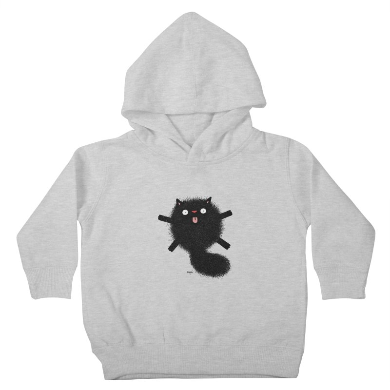 Little Black  Kids Toddler Pullover Hoody by Sadi Tekin's Shop
