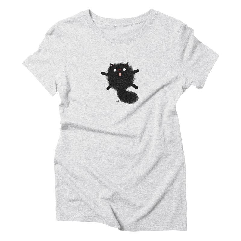 Little Black  Women's T-Shirt by Sadi Tekin's Shop