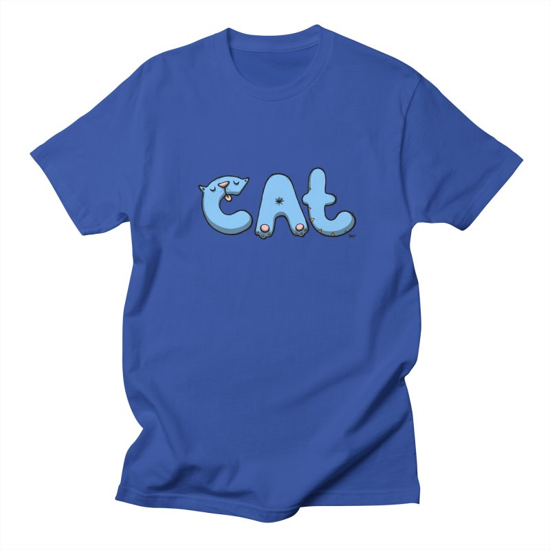 C.A.T. Men's T-Shirt by Sadi Tekin's Shop